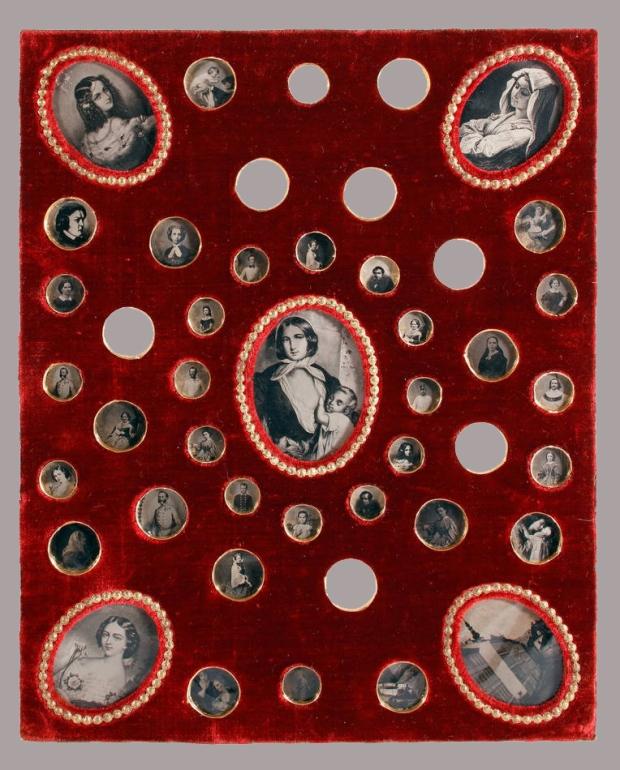 Samtrahmung 1855
