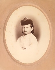 Gisela, Ludwig Angerer um 1860