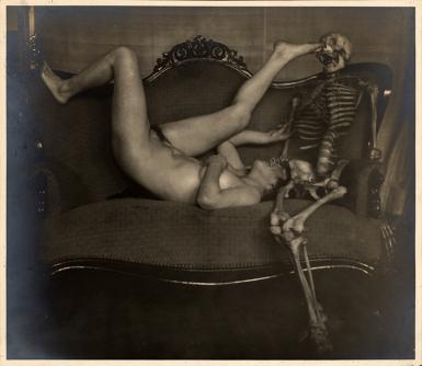Narre Tod: mein Spiegelbild, Franz Fiedler, Verlag der Schönheit, Dresden 1921 ©Milaneum 2018
